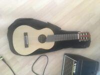 Yamaha GL1 Guitalele Acoustic Guitar with gig bag