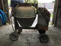 Winget 150t cement mixer