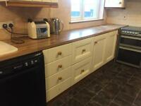 Kitchen: Solid Pine Doors
