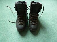 Scarpa Manta 4 season hill walking boots