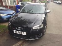 Audi s3 60 plate s tronic black edition 5dr , REMAP STAGE 1 , TIMING BELT KIT DONE , FULLY LOADED