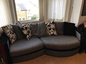 Snuggle Sofa - Less than 2 years old