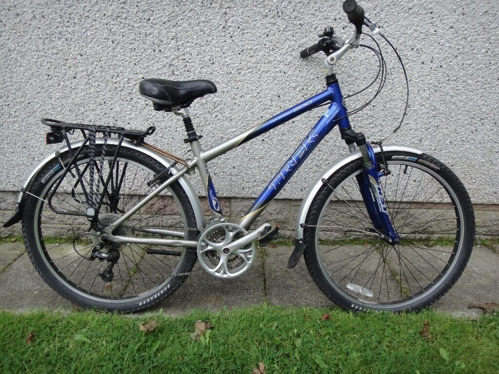Trek Navigator 200 Bike 26 Inch Wheels 16 5 Inch Aluminium