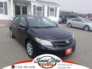 2013 Toyota Corolla CE $140.54 BIWEEKLY!!!