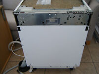 BOSCH Integrated DISHWASHER SGV 46M43GB KITCHEN APPLIANCE