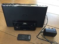 Sony XDR-DS16IP Dab Clock Radio Dock made for iPhone/iPod