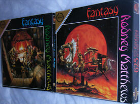 Rodney Matthews collectable Puzzles