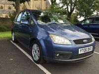 FORD C MAX 1.8 ZETEC GHIA MODEL LONG MOT LOVELY CAR FIRST TO SEE WILL BUY
