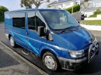 Ford transit day campervan