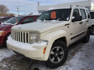 2008 Jeep Liberty Sport CALL 519 485 6050 CERTIFIED