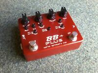 Xotic Effects BB Plus Preamp Overdrive Pedal