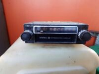 8 Track Player Radio