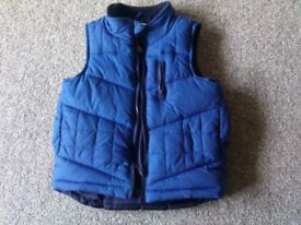 3 years sleeveless gilet / bodywarmer in immaculate condition