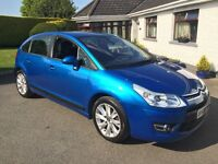 CITROEN C4 1.6 HDI DIESEL, 2009, LOW MILES, LOW TAX **FINANCE THIS CAR TODAY FROM £20.50 PER WEEK**
