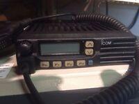 ICOM IC-F221 High Power UHF/70cm Mobile Transceiver