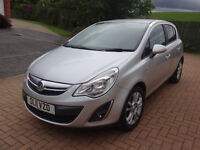 Vauxhall Corsa 1.4 SXI 5 Door 11 Plate Updated Model