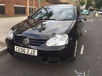 VW Golf FSI Sport - 2006 - Black - Low Miles