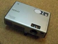 PROJECTOR (EPSON) - suitable for computer, laptop, DVD player etc