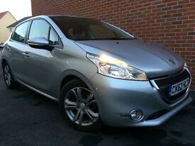 2012 Peugeot 208 1.4 Active * Low Mileage * Great Condition * Dealer + 1 Owner