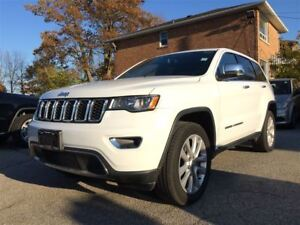 2017 Jeep Grand Cherokee Limited**NAV**ROOF**HTD SEATS**
