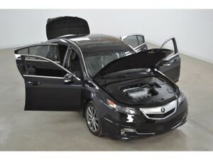 2014 Acura TL V6 Cuir*Toit Ouvrant*Bluetooth*Sieges Chauffants*