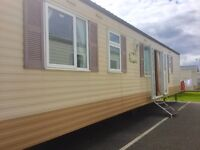 Cheap 3 bed Double Glazed & Central Heated static caravan FREE 2017 site fee @ Seawick clacton essex