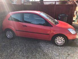 Ford Fiesta 1.4 TDCi LX 3dr £740