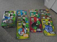 Ben 10 box set of books