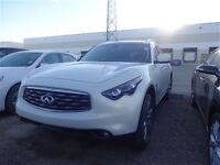 2010 Infiniti FX50 S PACKAGE NAVIGATION ONE OWNER