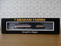 Graham Farish N Gauge HST 125 Set Intercity Swallow Part Number 371-479