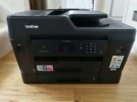 Brother MFC-J6930DW Wireless Inkjet Printer (A3 all in one with additional tray)