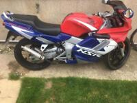 Nsr 125 with mot and spares SWAP ONLY