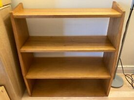book shelf for sale, solid and stable, see pictures