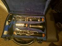 boosey and hawkes wooden edgware clarinet  Bb