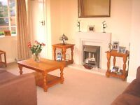 2 bedroom, split level, new kitchen - clapham