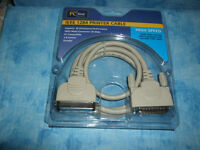 PRINTER CABLE/USB DEVICE CABLE/PORTABLE WEBCAM/MULTI CARD READER