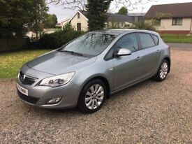 2010 VAUXHALL ASTRA 1.4 EXCLUSIVE - LOW INSURANCE MODEL -