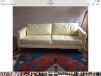 Karlstad 3 seater sofa. Good condition with removable/washable covers