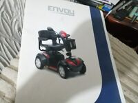 Mobility scooter unused