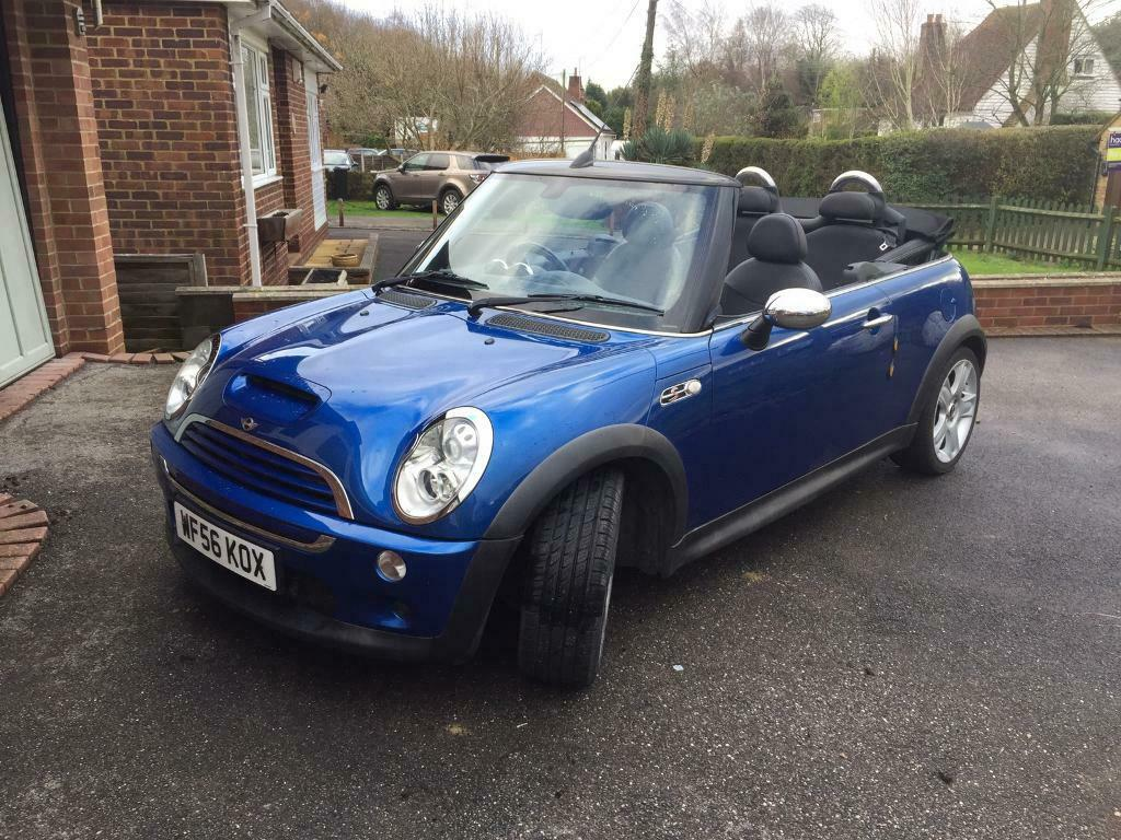 Mini Cooper S In Boughton Monchelsea Kent Gumtree