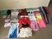 Girls Age 5-6 Clothes Bundle