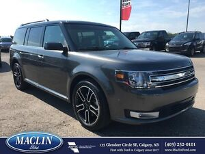 2015 Ford Flex, Roof, Nav, Leather, Loaded