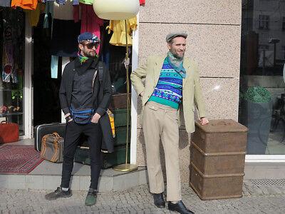 Exquisit VEB Dresden DDR Anzughose Herren Hose 70er TRUE VINTAGE 70s mens pants