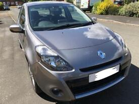 2012 Renault Clio TomTom Dynamique 1.2 TCe Turbo