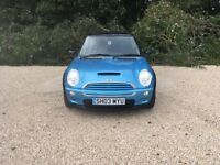 MINI Hatch 1.6 Cooper S 3dr With Rear View Camera 12 Months MOT
