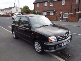 Nissan micra serviced and motd 55000 miles