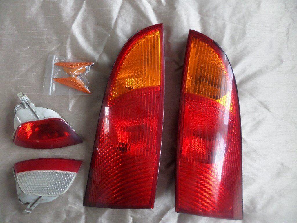Ford Focus Lights mk1/11