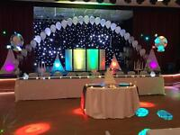 Disco Hire for Weddings Birthdays etc