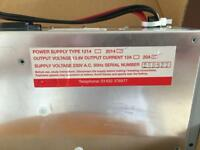 Bailey - Elddis - Coachman - power supply / battery charger unit