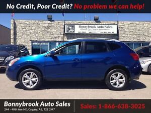 2008 Nissan Rogue SL awd heated seats with p/sunroof